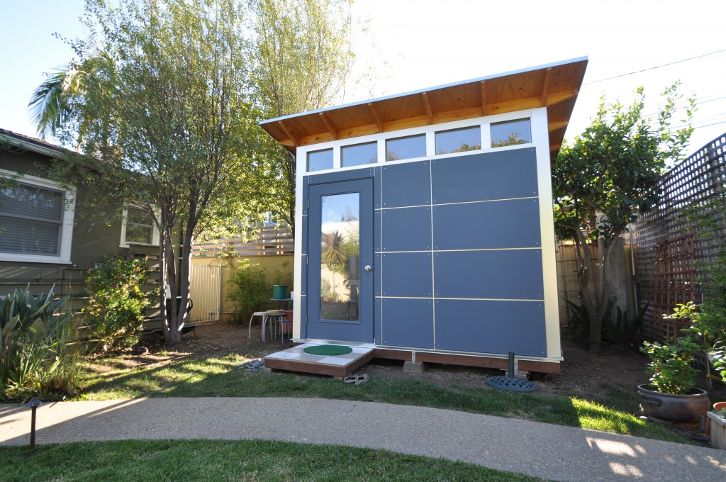 Building A Studio In The Backyard home music studios | build a prefab backyard recording studio