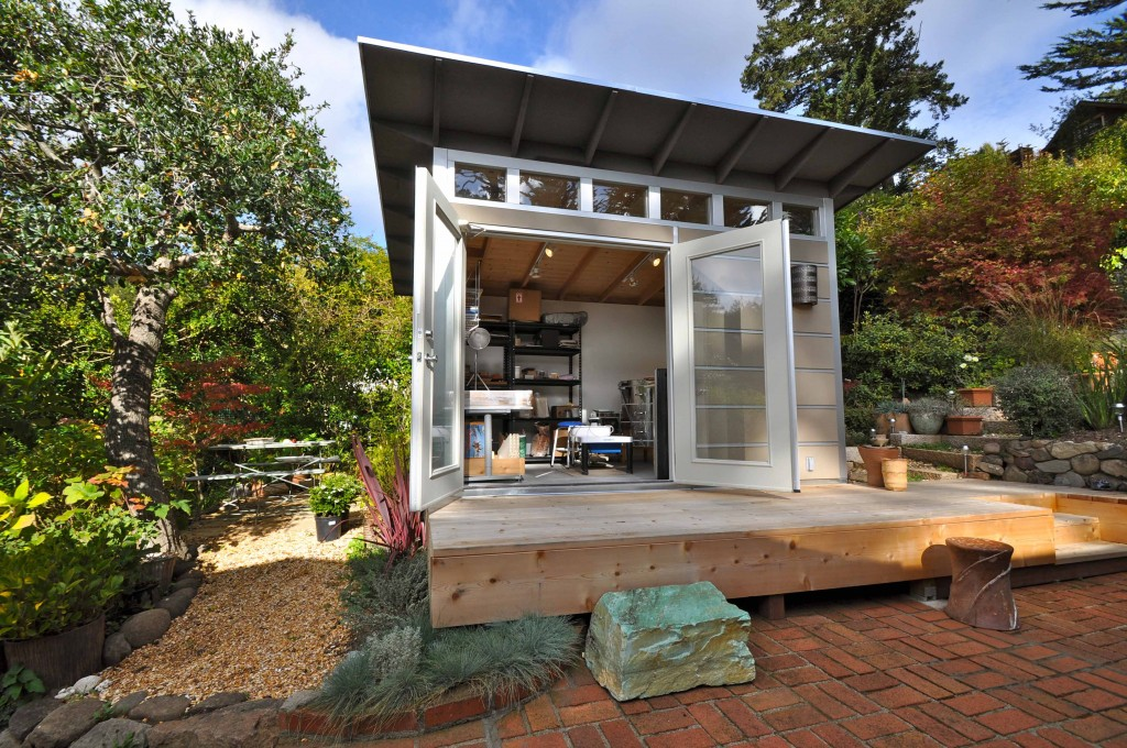 Home Art Studios Prefab Garden Studio Ideas For Artists