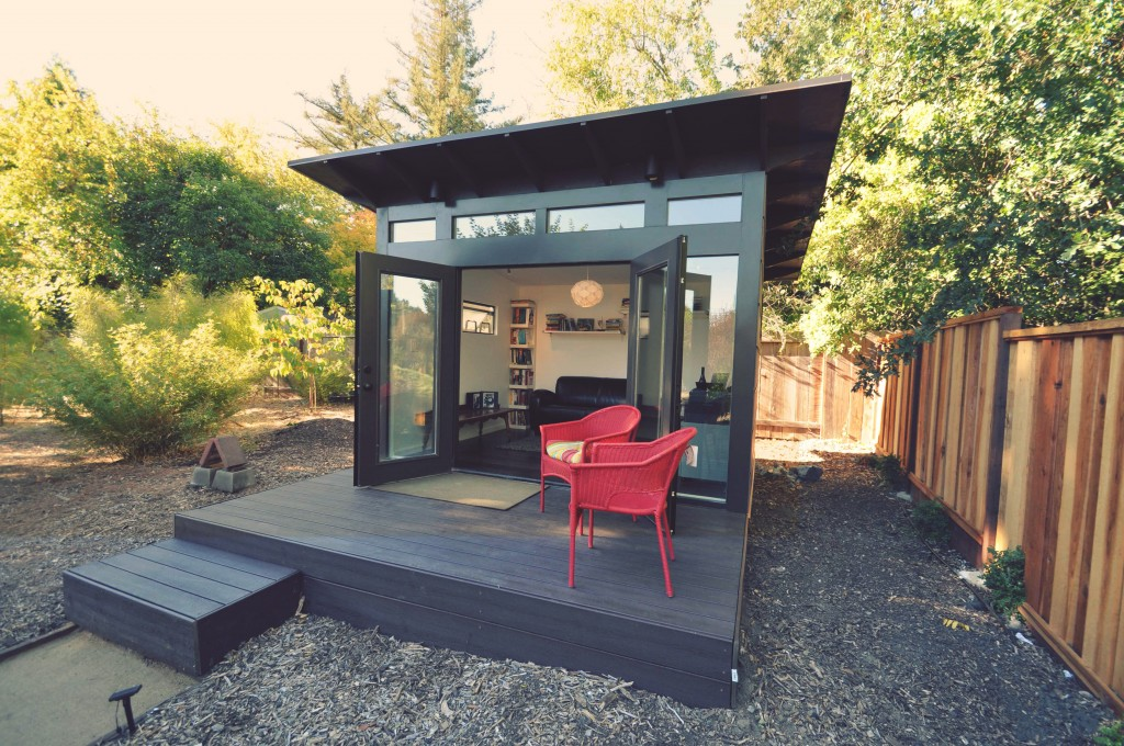 Backyard Sheds, Studios, Storage U0026 Home Office Sheds | Modern Prefab Shed  Kits Good Ideas