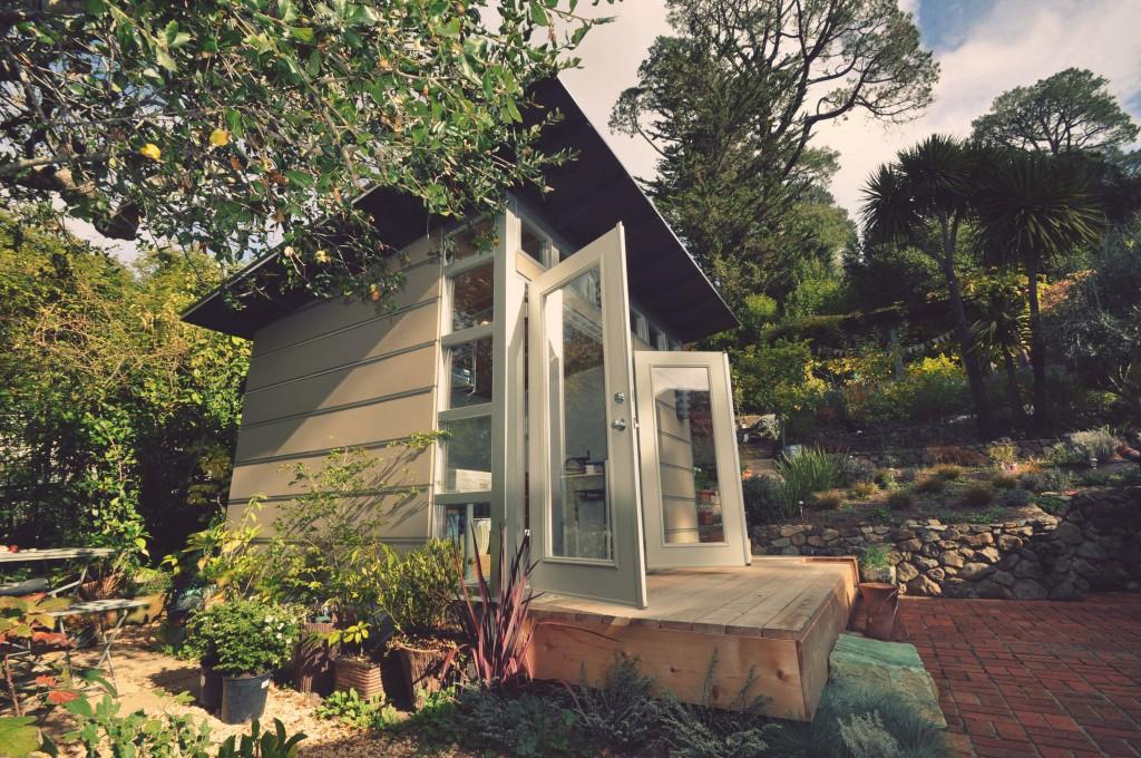 Backyard Sheds, Studios, Storage U0026 Home Office Sheds | Modern Prefab Shed  Kits